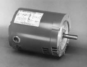KG215, 1/3 Hp, 3600 Rpm, 56C FR, 208-230/460 Vac, 3 PH,